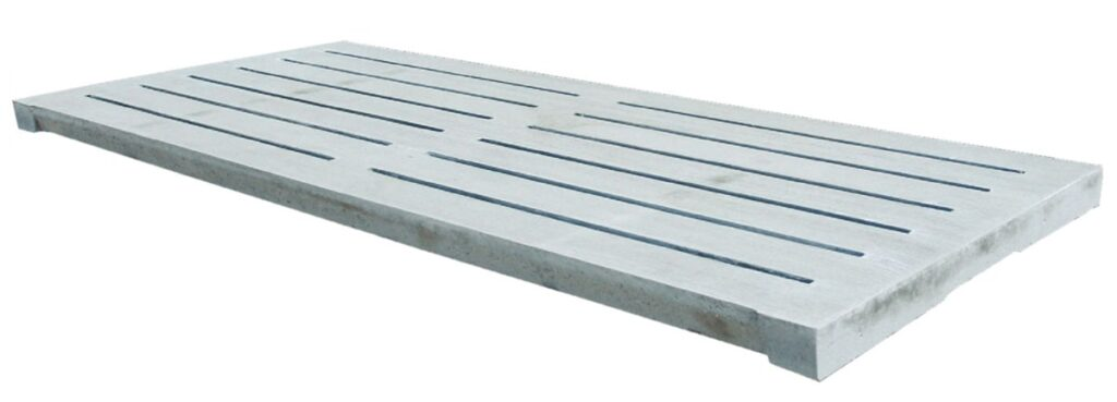 slat de concreto